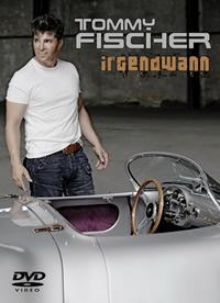 """Tommy Fischer - DVD """"Irgendwann"""" Mit Autogrammkarte"""