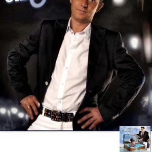 Rene Christian - Plakat A1 - mit Autogramm