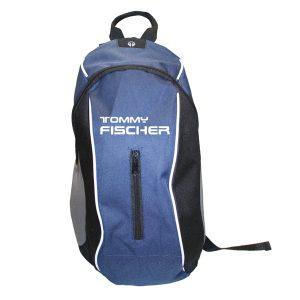 Tommy Fischer - Rucksack blau
