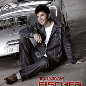 Tommy Fischer - Plakat young and beautiful