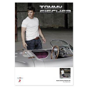 Tommy Fischer - Plakat Irgendwann