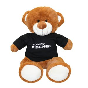 Tommy Fischer - Teddy braun ca. 35cm