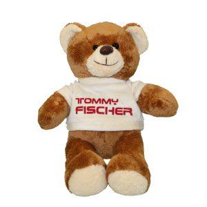 Tommy Fischer - Teddy braun ca. 24cm