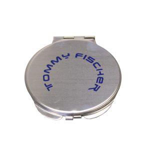 Tommy Fischer - Taschenspiegel Crome