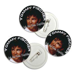 Tommy Fischer - Buttons