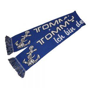 Tommy Fischer - Fanschaal blau
