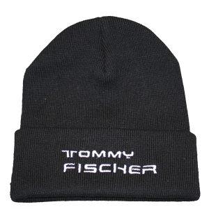 Tommy Fischer - Beanie (Mütze) schwarz