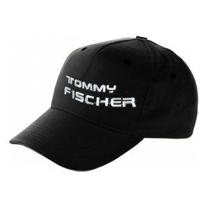 Tommy Fischer - Baseballcap schwarz