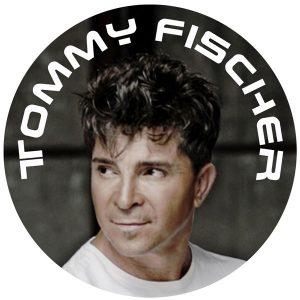 Tommy Fischer - Aufkleber Tommy Foto