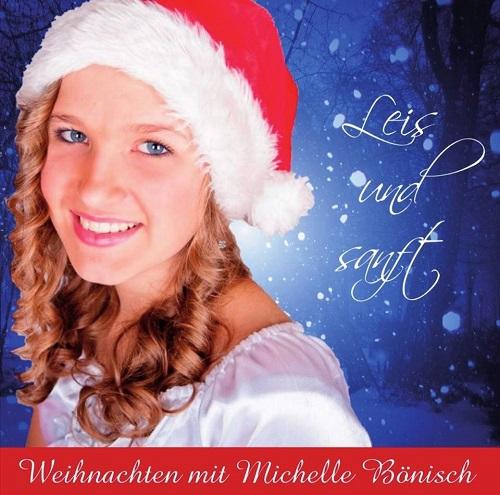 """Michelle Bönisch - Album/CD """"Weihnachten mit Michelle"""""""